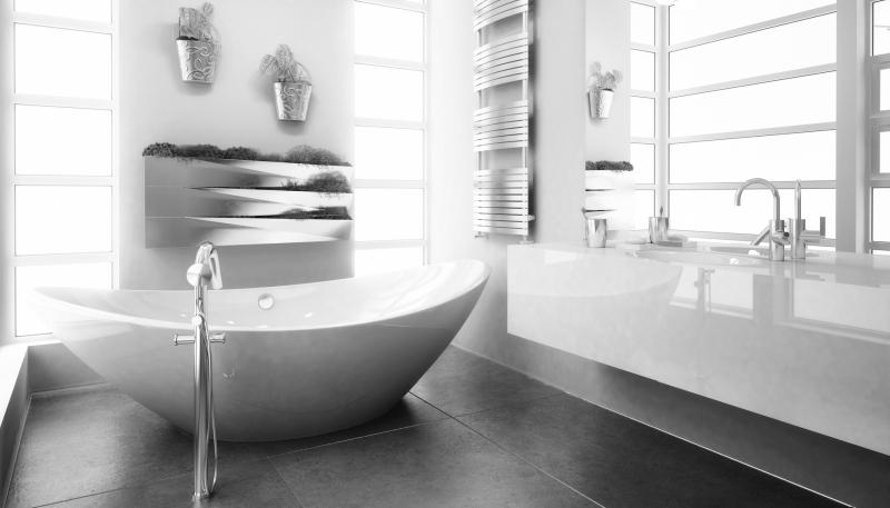 Sposoby zasilania w ogrzewaniu łazienki - Poznań